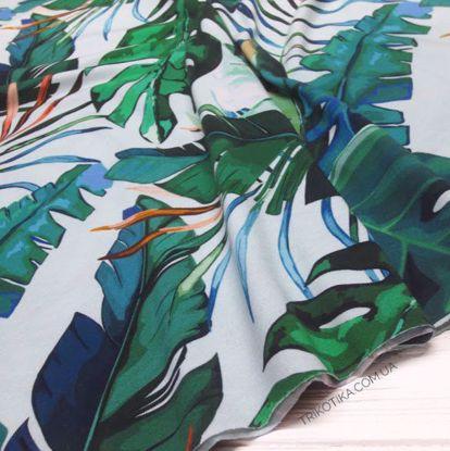 Изображение Стрейч кулир, Тропическая листва