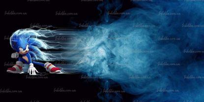 Изображение Футер 2х нитка,петля, Соник Купон 80*180