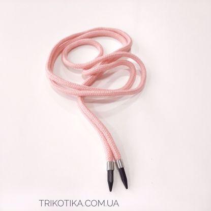 Изображение Шнур круглый 5мм, Розовый