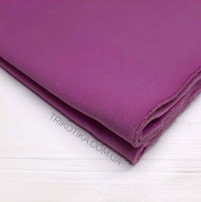 Изображение Футер 3х нитка, начес, Розовый Ибис