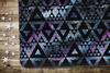 Изображение Футер 2х нитка,петля, Звездное небо