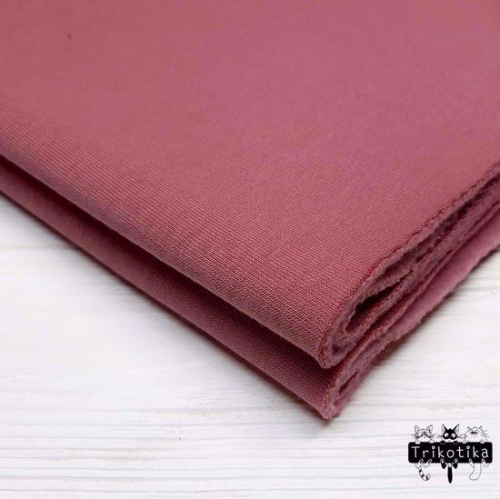 Изображение Футер 3х нитка, начес,  Туманный Розовый