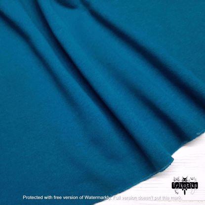 Изображение Футер 3х нитка, петля, Морская Волна