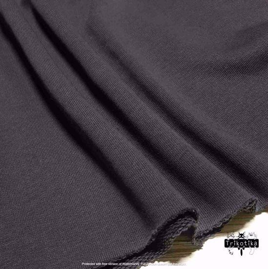 Изображение Футер 3х нитка, петля, Графит