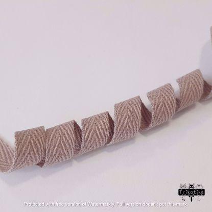 Изображение Киперная лента, Капучино
