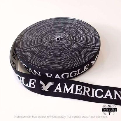 Изображение Резинка для боксеров 40мм, American