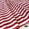 Изображение Стрейч кулир,  Полоска 1*1см, Красный