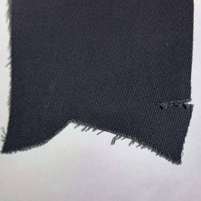 Изображение Котон Твил, Темно Серый